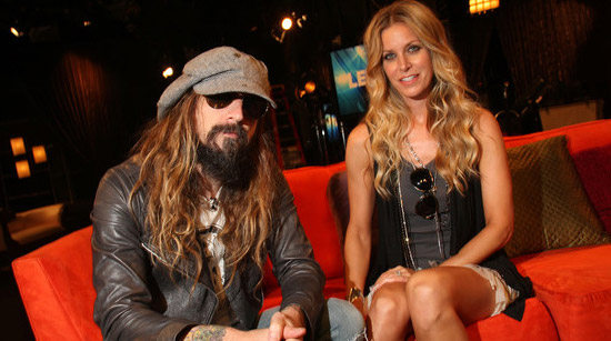 Meet Hollywood S Hottest Zombies Ny Post Interviews Rob And Sheri Moon Rob Zombie