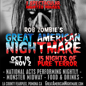 rob zombie's great american nightmares
