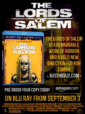 The Lords of Salem movie Blu-Ray Pre-Order