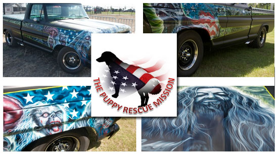 » Rob Zombie 'Counting Cars' truck up for auction on ebay ...