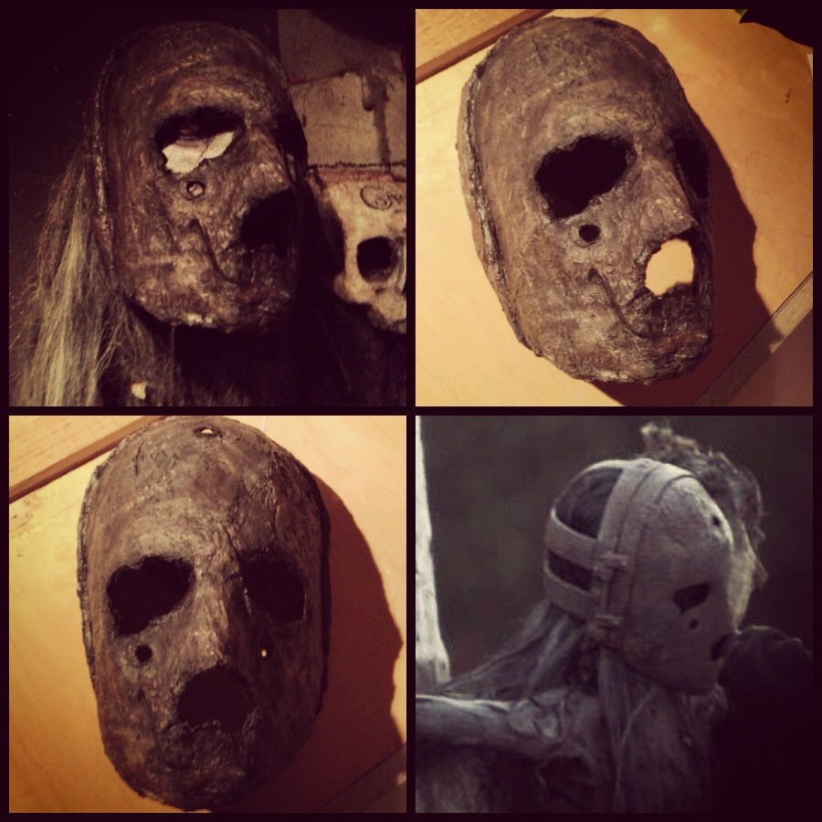 The Lords of Salem mask!