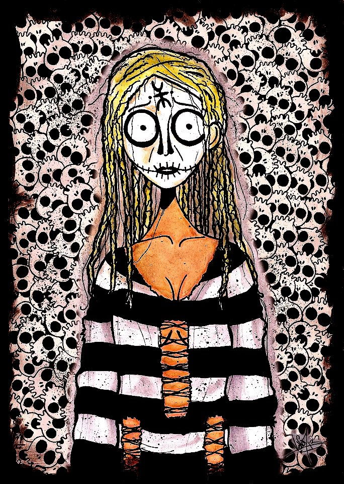 """Heidi\"" The Lords of Salem"