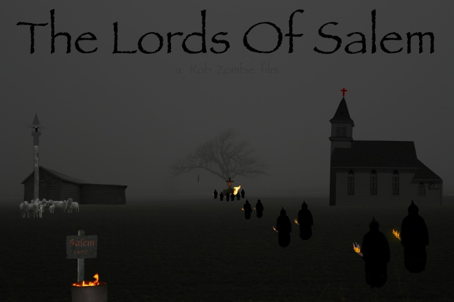 The Lords Of Salem ~ A Rob Zombie Film ~ Art By: Tyler Polakowski