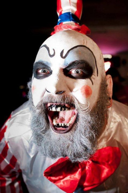 Big Mike Zombie-Ficus Halloween 2012