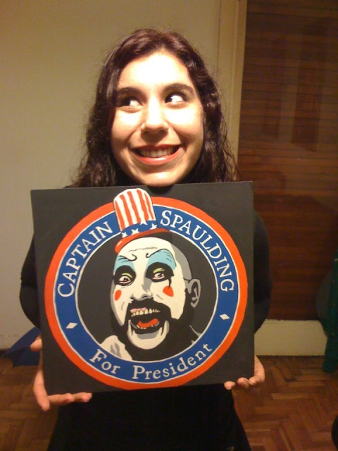 Spauldin for President by Ninah.jpg