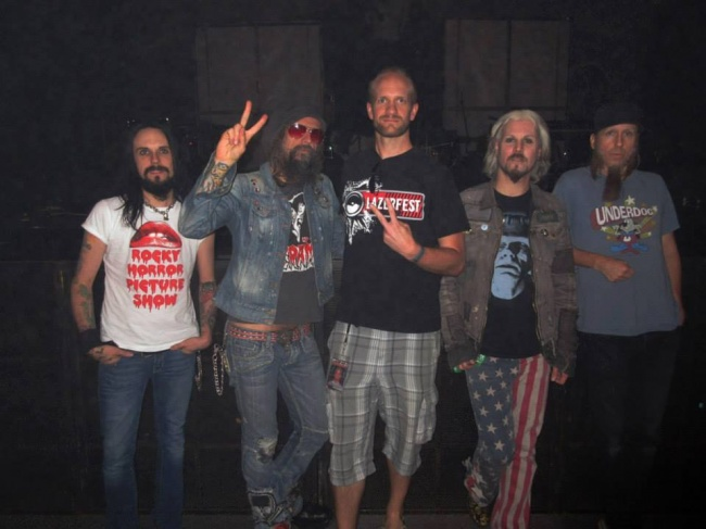 Rob Zombie & The Band