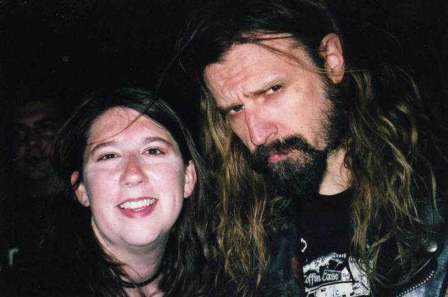 4-11-06 me and Rob Zombie