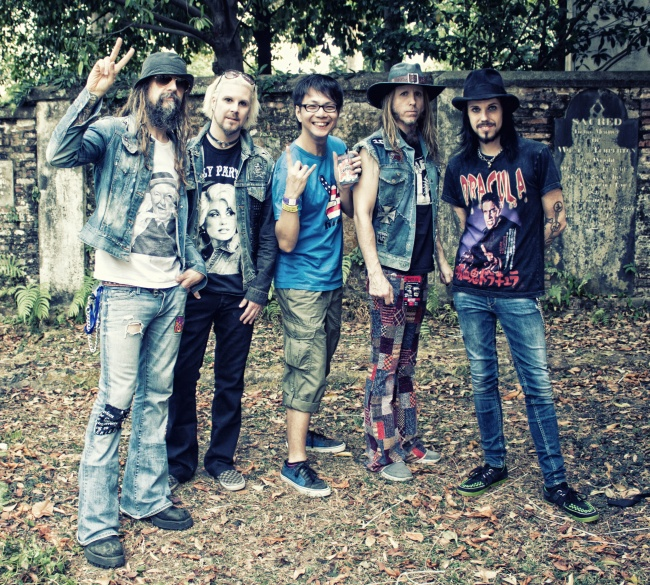 Singapore Rock Festival 2014 with ROB ZOMBIE