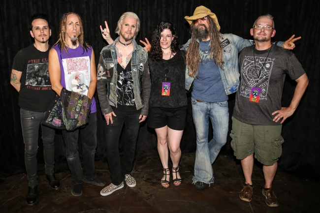 Meet & Greet with Rob Zombie
