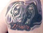 View the album Zombie Tattoos [Public Upload]