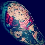 house of 1000/the devils rejects ink