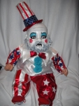 Captain Spaulding doll