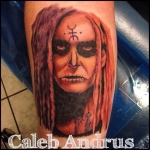 Lords of Salem tattoo