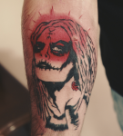 Lords Of Salem Tattoo by Sebastiano Calleri from Abrakadabra Custom Tattoo Art Hamburg
