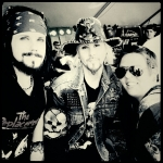 Lynn PiggyD and John5 at Carolina Rebellion 2014