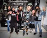 Rob Zombie for the first time in Mexico City !