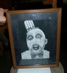 Captain Spaulding by Chelsea Patsell