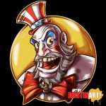 Captain Spaulding by @Dustinart