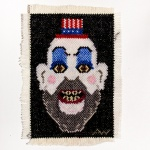 Captain Spaulding Needlepoint