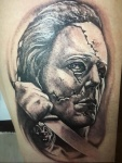 Michael Myers by Spectre Tattoos