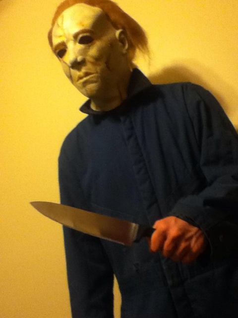 I'm Micheal Myers