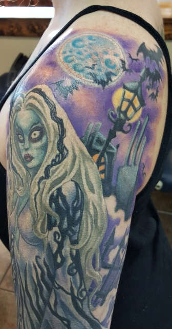 Living Dead Girl Tatt