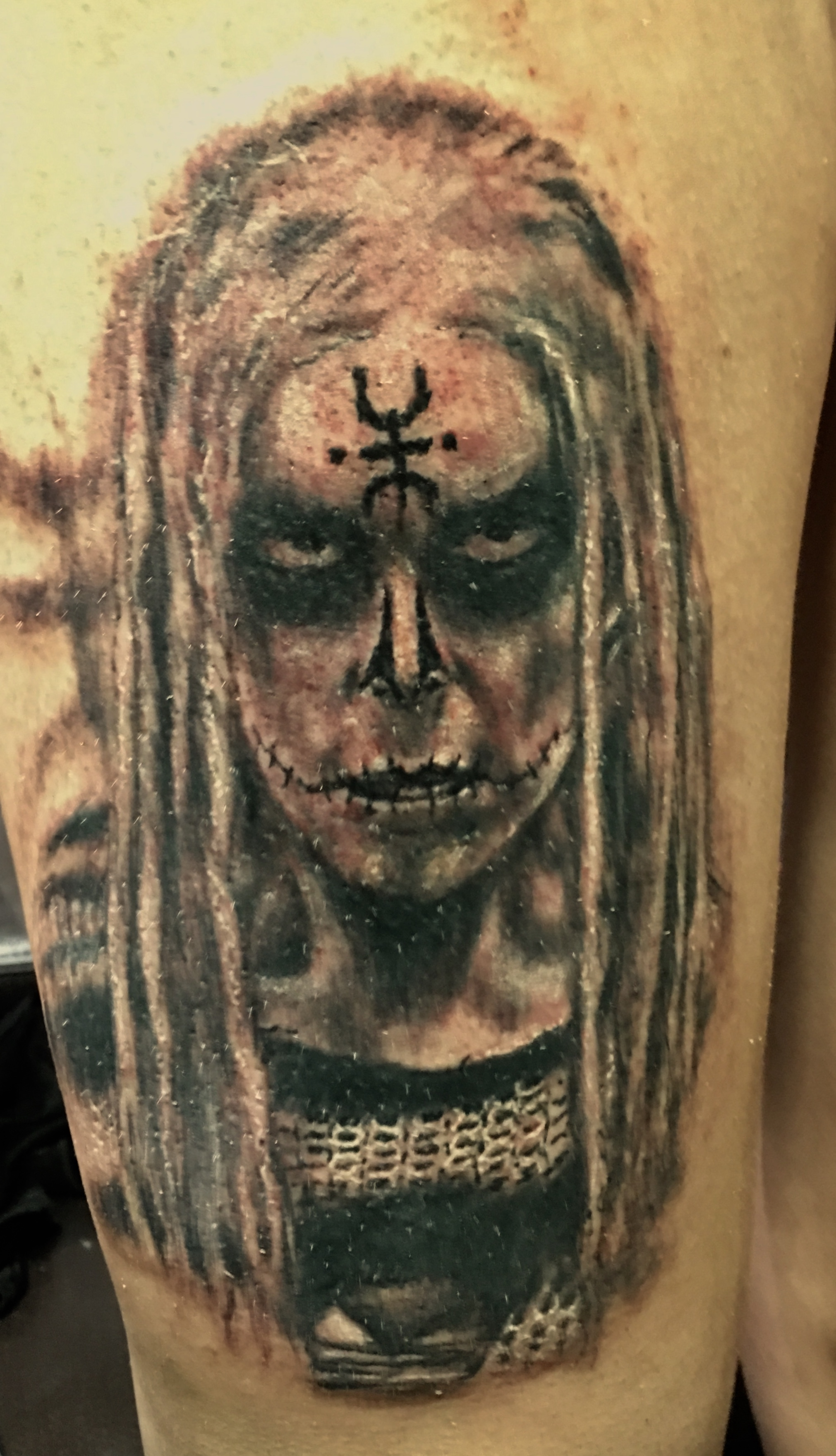 Tattoo of Sherri from Lords